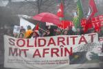 Kiel: Solidarität mit Afrin! Stoppt den Völkermord!