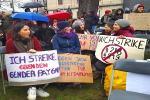 Erfolgreich: Der Internationale Frauen(streik)tag 2019!
