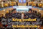 Münchner Sicherheitskonferenz: