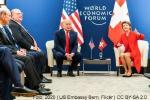 Davos – Trump ruiniert die Party: Wachstum vor Umweltschutz