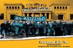 #ausgehetzt. Demo gegen Seehofer, Söder, Dobrindt & Co