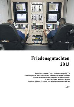 Friedensgutachten2013 cover