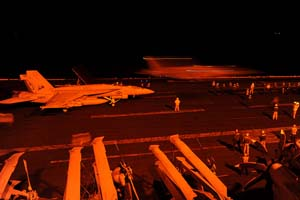 US Navy strikes against ISIS