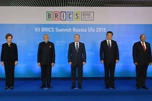BRICS summit 2015 Roberto Stuckert