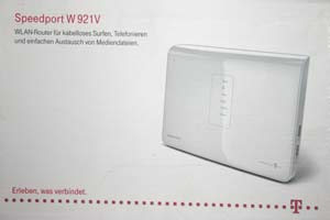 telekom router