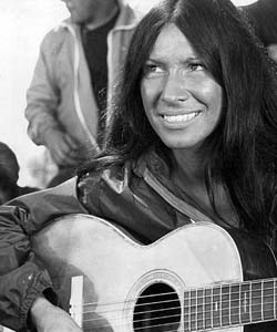 Buffy Sainte-Marie 1970 wikimedia