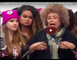 USA Womens-march Angela-Davis