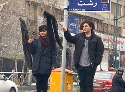 Iran Frauenprotest2