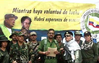 Kolumbien FARC Erklaerung 2019 08 29 Video