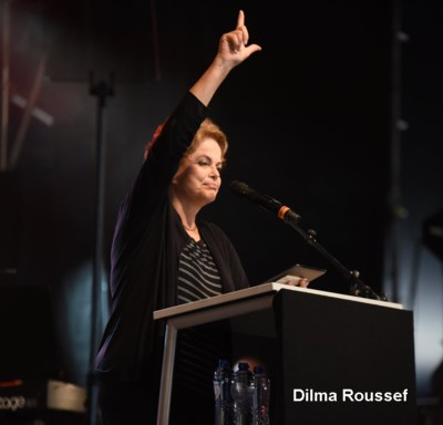 Manifiesta2019 Dilma Roussef