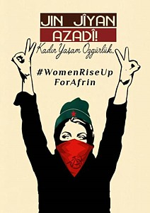 Syrien Afrin Women rise up
