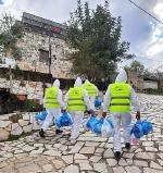Massiver Corona-Ausbruch im palästinensischen Dorf Farkha