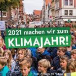 ver.di, Fridays for Future und #Unteilbar: Gemeinsam für die sozial-ökologische Transformation