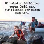 Studie belegt: Waffen aus Europa treiben Menschen in die Flucht