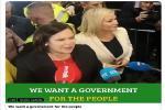 Irland: Sturm Mary Lou fegt das traditionelle Zwei-Parteien-System hinweg