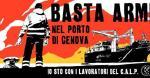 Italien: Hafenarbeiter vereiteln Waffenlieferung an Israel