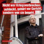 Julian Assange bleibt im britischen Guantanamo in Haft