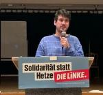 Kerem Schamberger: LINKE-Direktkandidat im Münchner Süden