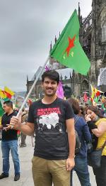 YPG/YPJ-Verfahren gegen Kerem Schamberger eingestellt