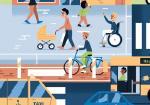 Verkehrsinfrastruktur der Zukunft – Die Zurückgewinnung urbanen Lebensraumes