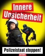 Polizeigewalt stoppen! Demokratie statt Polizeistaat!
