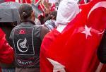 Morddrohungen gegen Linke durch türkische Faschisten