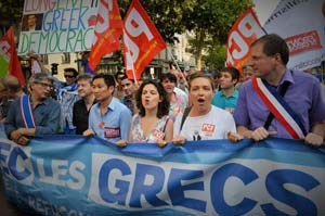 france solidarity greece 020715 pcf