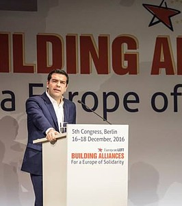 EL-Kongress Tsipras