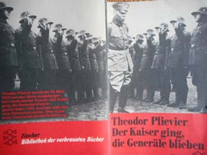 Kaiser ging piper cover