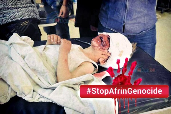 Syrien Afrin Stop Genocide 3