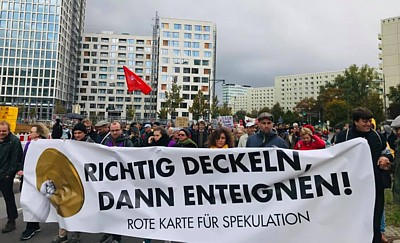 Mietendeckel Demo 2019 10 03 1
