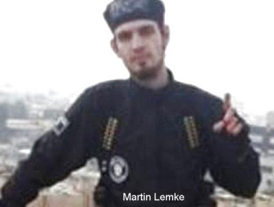 Syrien IS Martin Lemke