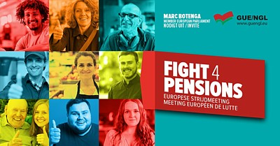GUE NGL Fight4Pensions