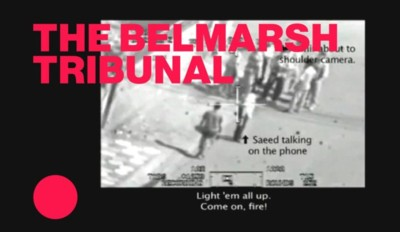 Julian Assange Belmarsh Tribunal