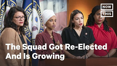 USA The Squad reelected