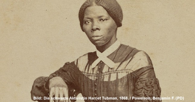 Buch revolutionaere Frauen Harriet Tubman