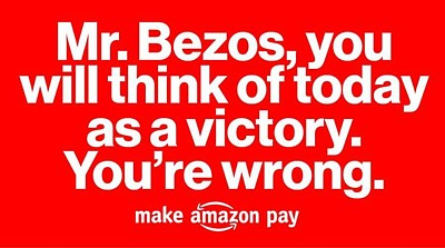 Bezos you are wrong